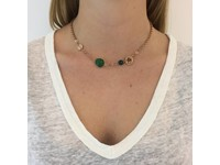 Mistic  multi necklace