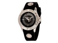 Black sea treasure black/silver watch