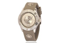 Atlantic adventure taupe/silver watch