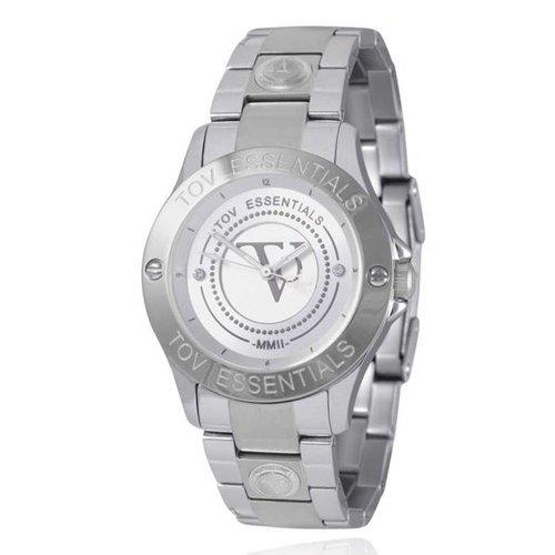 TOV steel watch