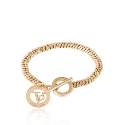 Special chain bracelet - Light Gold