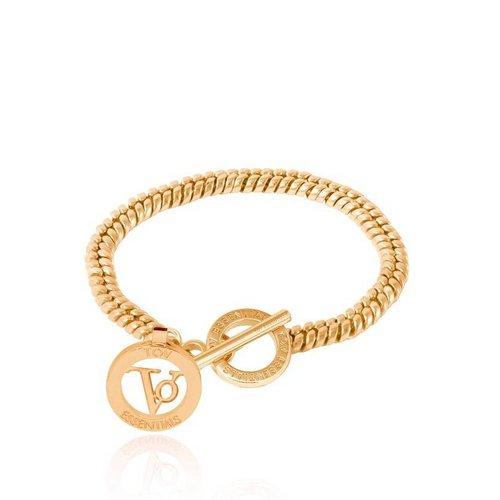 Special chain bracelet - Gold