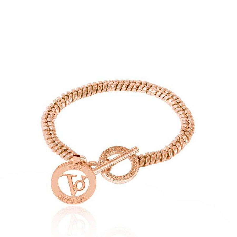 Special chain bracelet - Rose