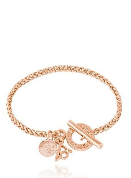 Ini mini spiga bracelet - Rosé