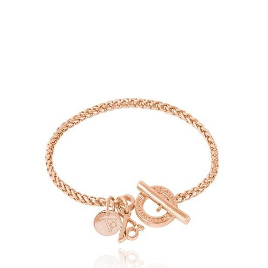 Ini mini spiga bracelet - Rose