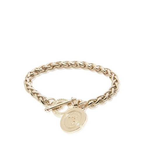 Mini spiga bracelet - Light gold