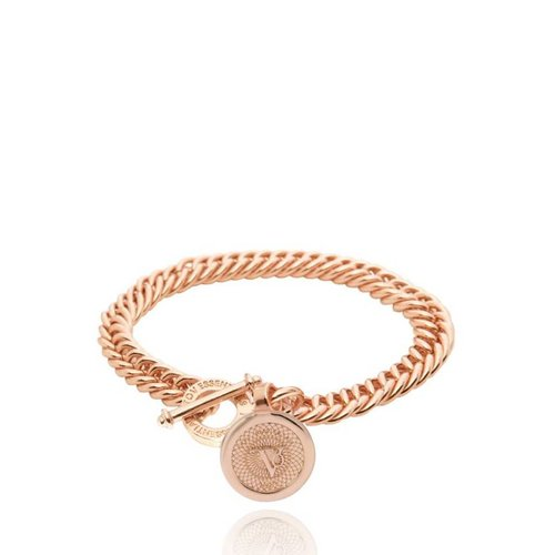 Ini mini mermaid armband - Rose