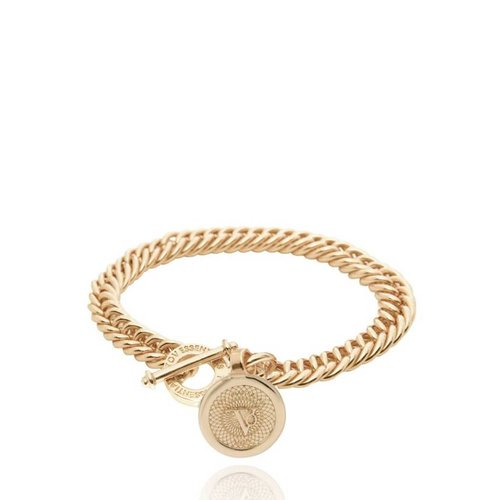 Ini mini mermaid armband - Champagne Goud