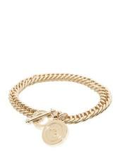 Mini mermaid armband - Champagne Goud