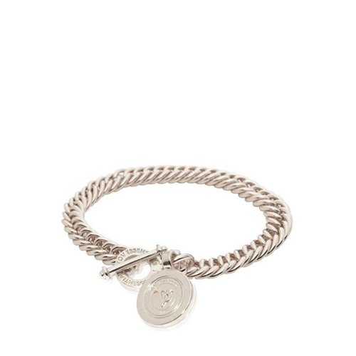 Mini mermaid bracelet - White Gold