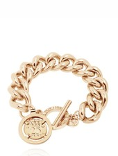 Small solochain armband - Champagne Goud