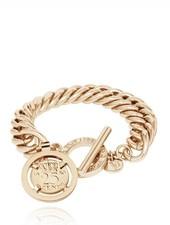Small mermaid bracelet - Light Gold