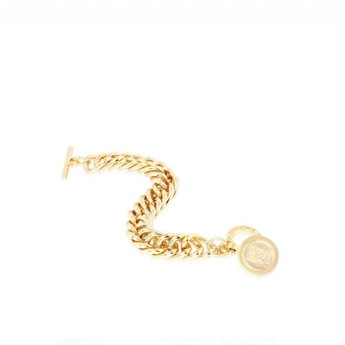 Big mermaid bracelet - Gold