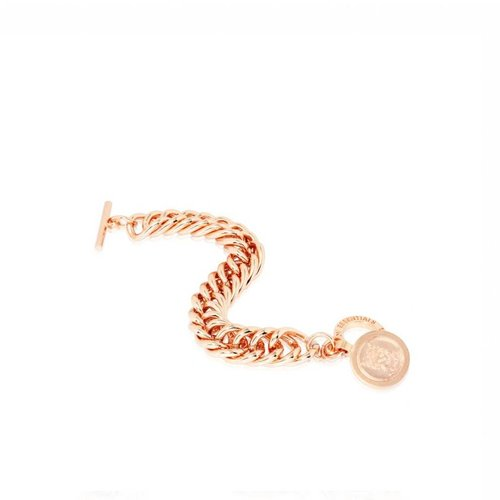 Big mermaid bracelet - Rose
