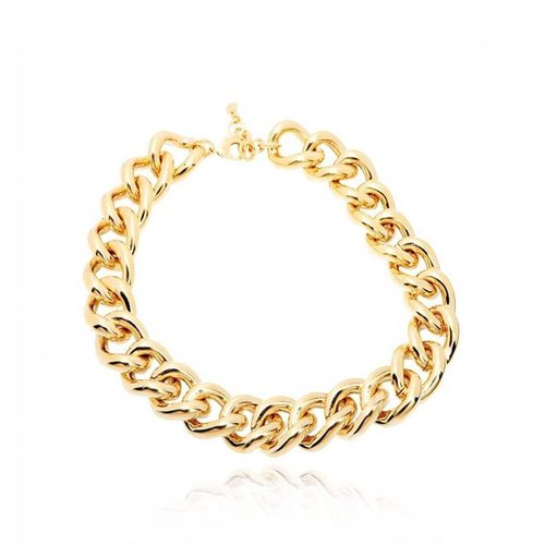 Solochain collier - Gold