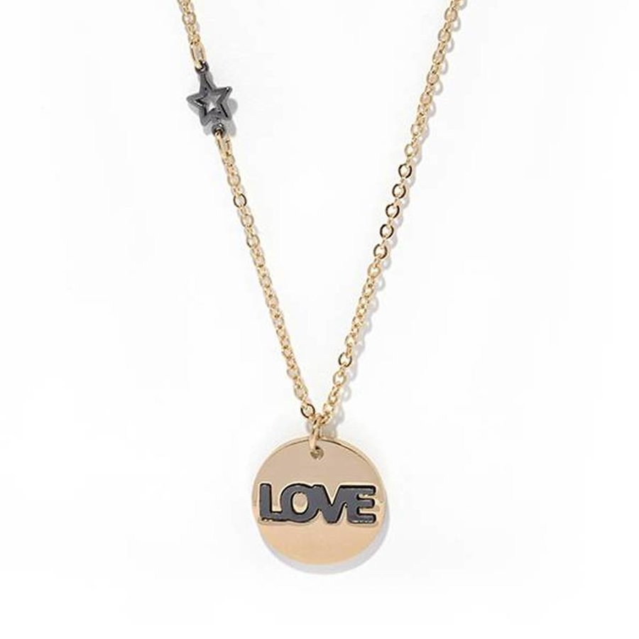 Love 2 necklace