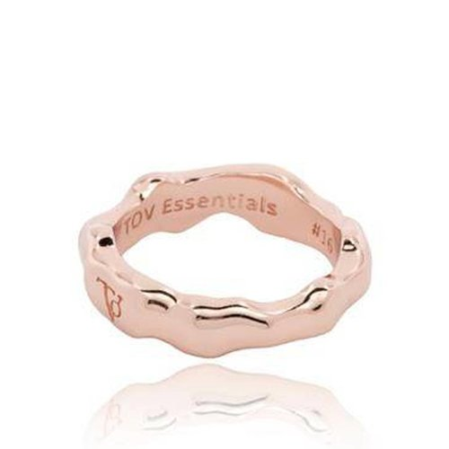 Oak ring - rose