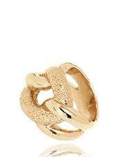 Diamond Effect Gourmet ring - Gold