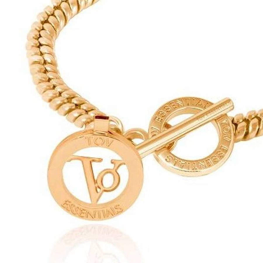 Special chain bracelet - Gold