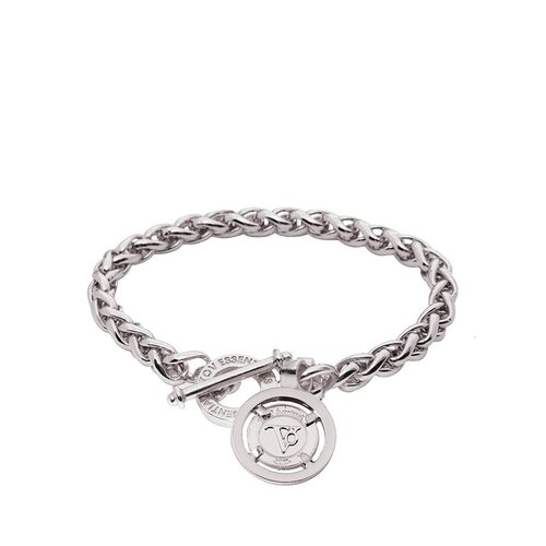 Mini spiga bracelet - White Gold