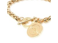 Mini spiga armband - Goud