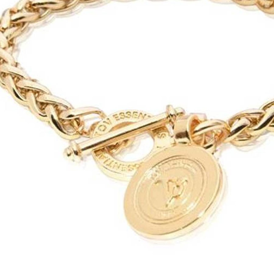 Mini spiga bracelet - Gold