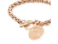 Round chain bracelet - Rose