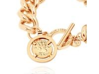 Small solochain bracelet - Gold