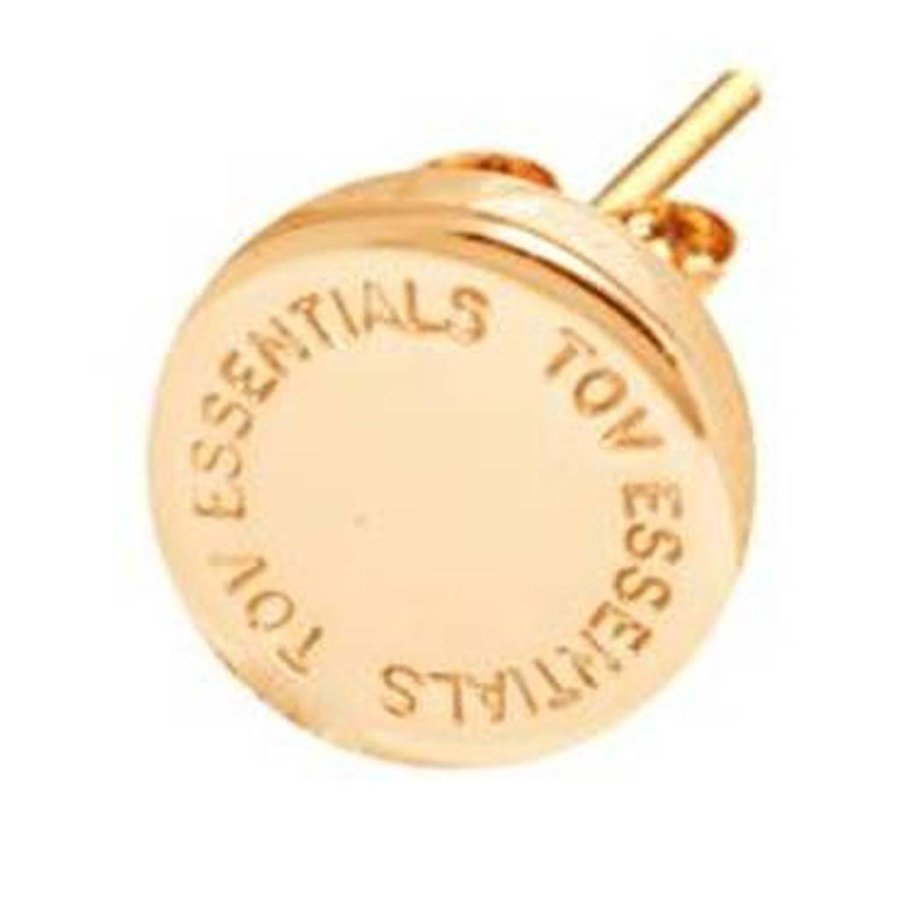 TOV stud earring - Gold