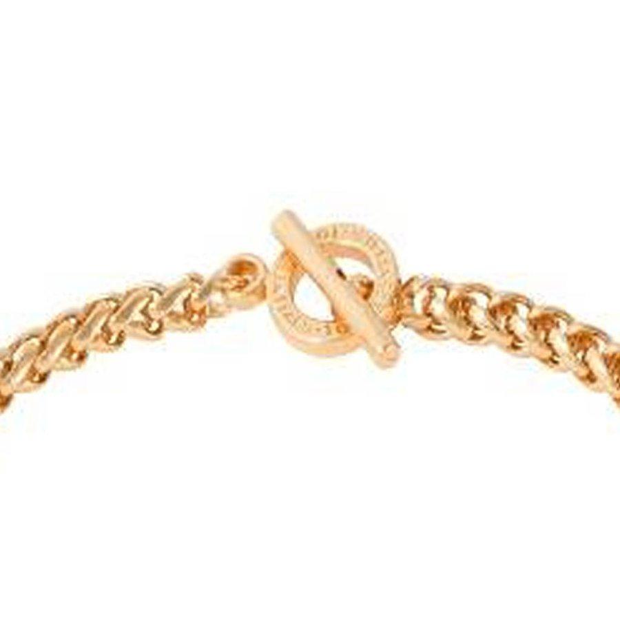 Mini spiga collier - Gold