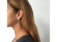 Halo earrings