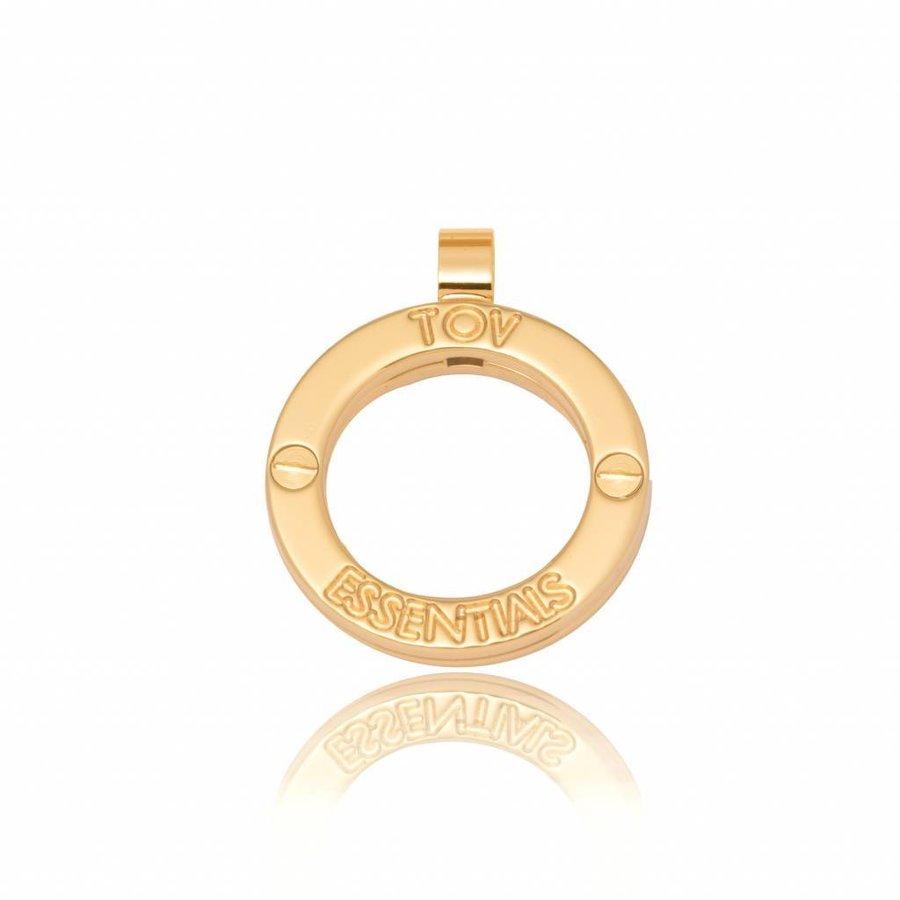 Iniziali pendant