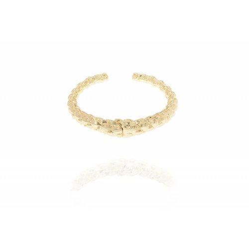 Aspen cuff - Gold