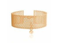 Noble lady choker - Gold