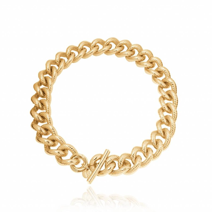 Profile Collier - Gold