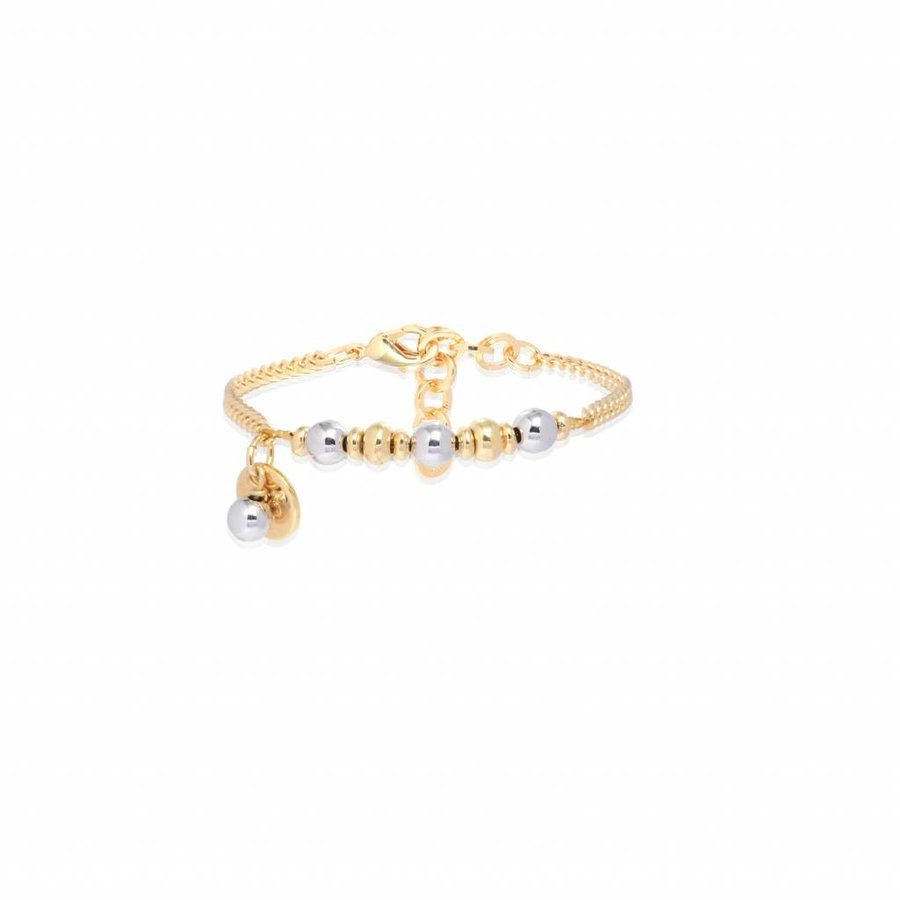 Essential stone bracelet - Gold/ Silver