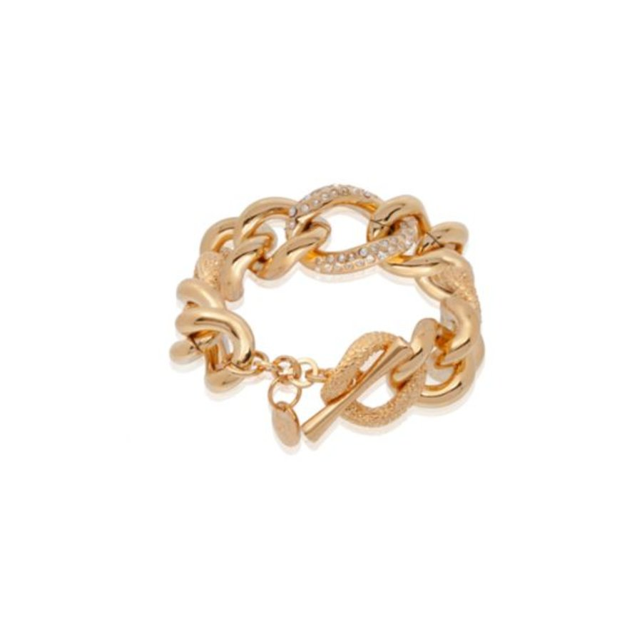 Multi look gourmet bracelet - Rose