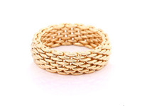 Malien ring 16 - Goud