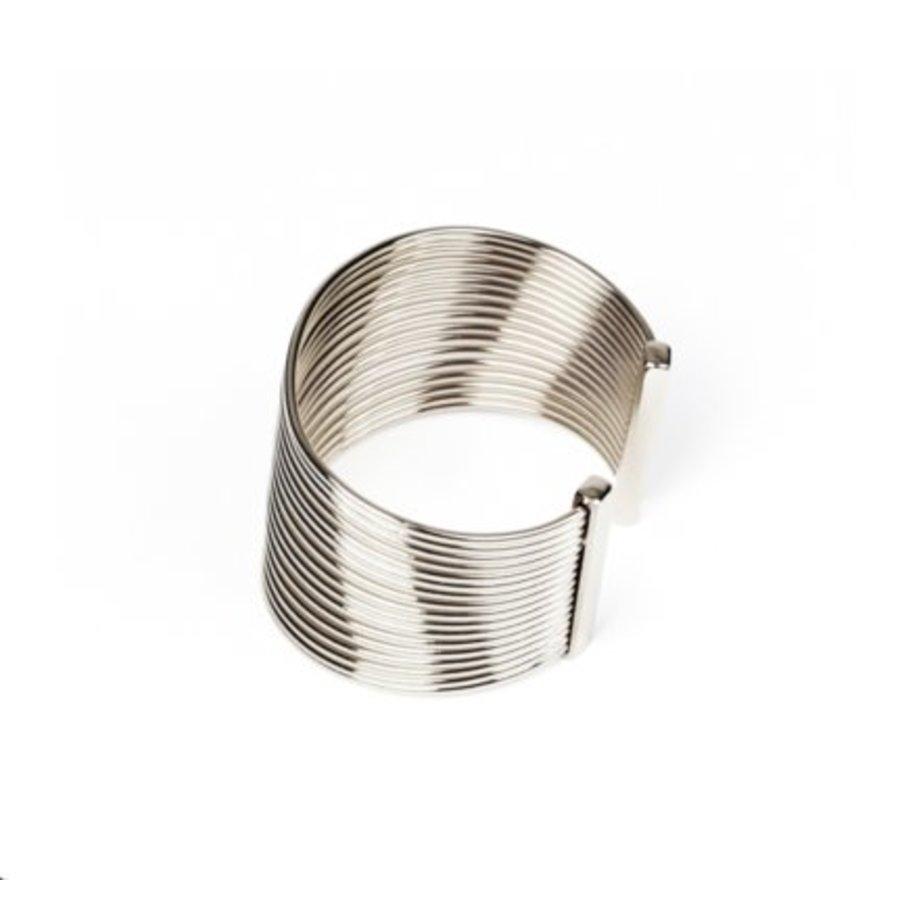 New spiral bracelet - White gold