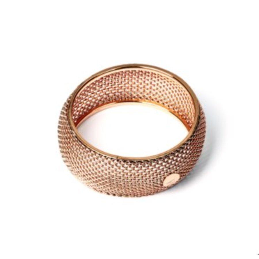 Big malien bracelet  - Rose