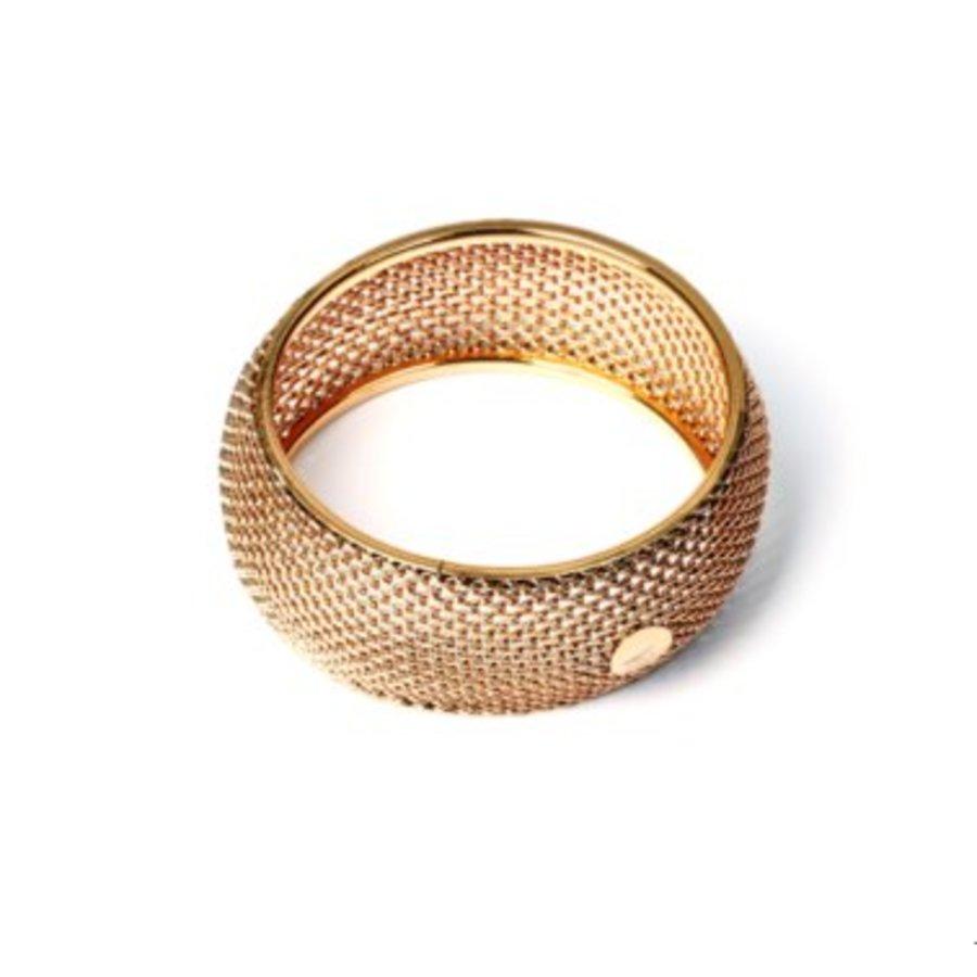 Big malien armband - Goud