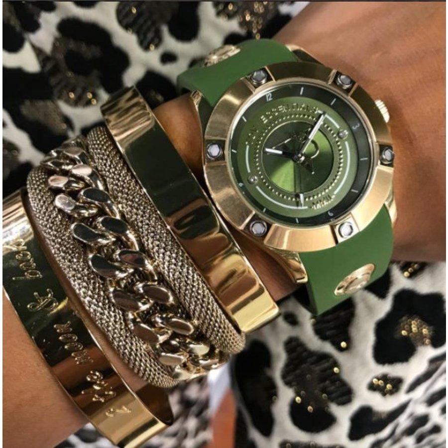 Malien single chain bracelt - Gold