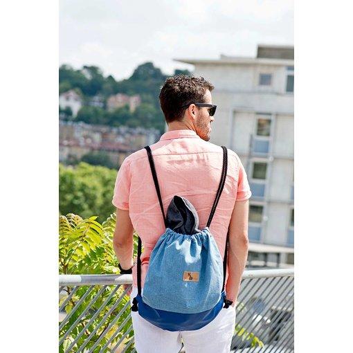 Bondi - Sporttasche mit integriertem Handtuch
