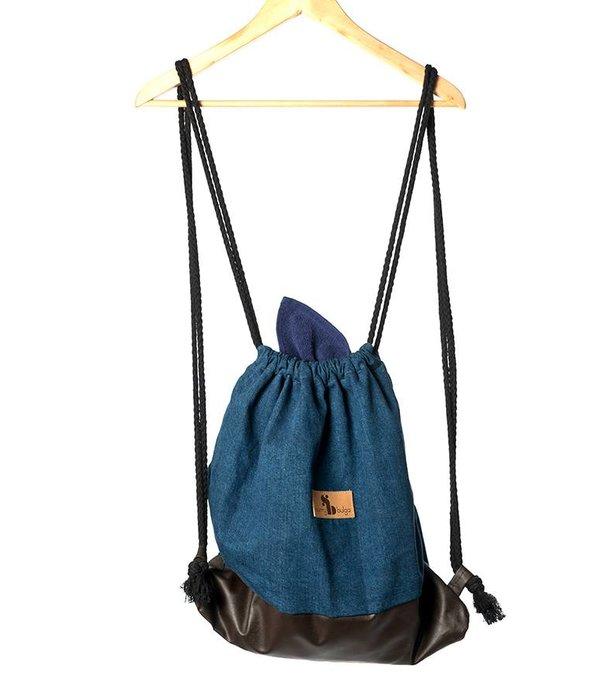 Bronte - Turnbeutel | Rucksack | Gymbag – CAN-GA-BAG