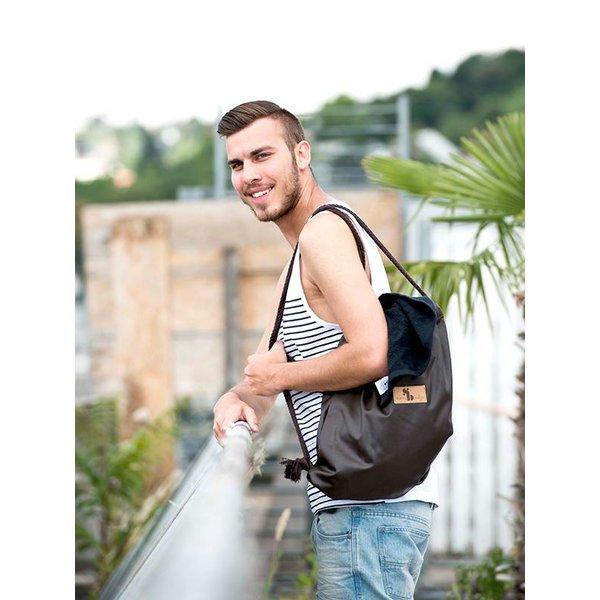 Safari - Sporttasche mit integriertem Handtuch