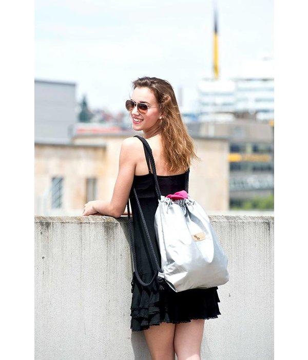 Disco Pearl - Gym Bag | Backpack – CAN GA BAG