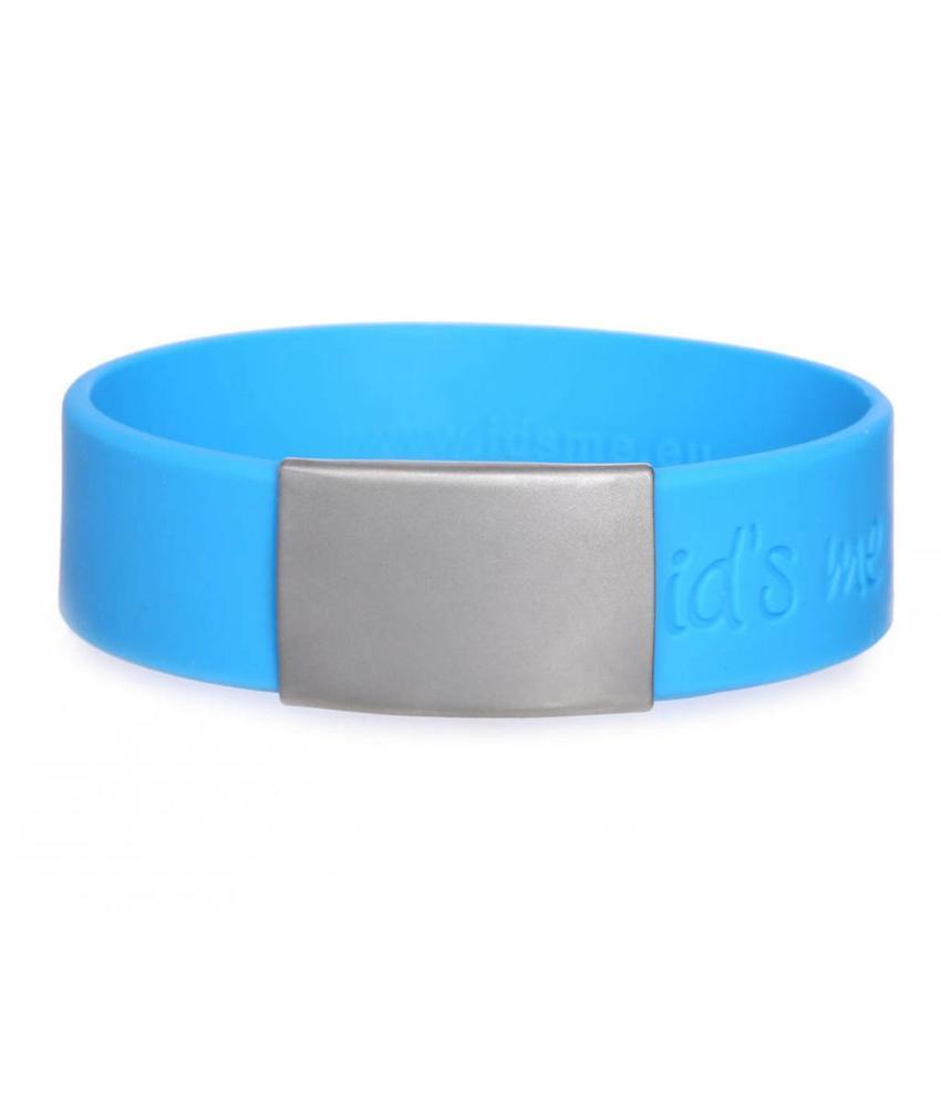SportID Maxi Blauw SOS armband