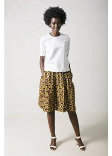 Afriek Royal Midi Skirt