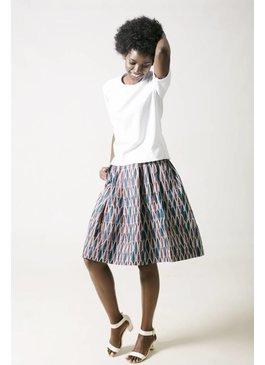 Afriek Indi Midi Skirt