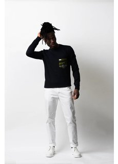 Afriek Block Sweater